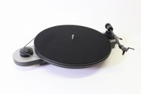 Pro-Ject Elemental Phono USB Turntable - Silver/Black -REDUCED TO CLEAR