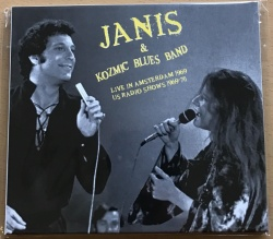 Janis & Kozmic Blues Band Live in Amsterdam 1969 CD BRR6047