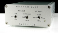 Graham Slee Jazz Club 78/RIAA Equalizer Phono Stage