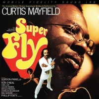 Curtis Mayfield- Super Fly Limited Edition Numbered CD UDSACD 2204