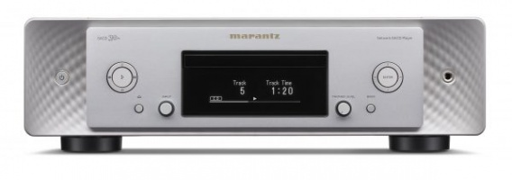 Marantz SACD 30N Networked SACD / CD player