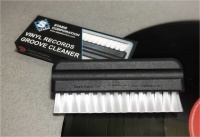 Stasis Corporation Groove Cleaner Record Cleaning Wet Brush