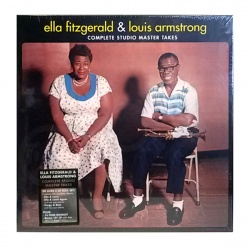 Ella Fitzgerald & Louis Armstrong - Complete Studio Master Takes VINYL LP Box Set 379120