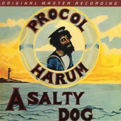Procol Harum - A Salty Dog Numbered CD UDSACD2192