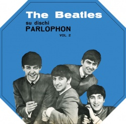 The Beatles - Su Dischi Parlophon Volume 2 Vinyl LP AR010