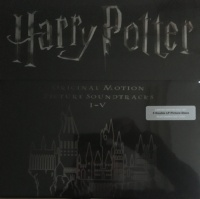 Harry Potter - Original Motion Pictures Soundtracks I-V 5 Double LP Pictures Discs VINYL LP LTD EDITION BOX SET - 081227934484