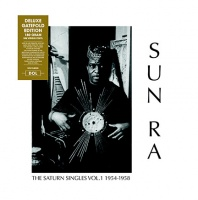 Sun Ra - The Saturn Singles Vol.1 1954-1958 VINYL LP DOL1040HG