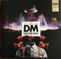 Depeche Mode- The Many Faces Of Depeche Mode Limited Edition 2x White Vinyl LP VYN015