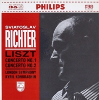 Liszt / Sviatoslav Richter: Concertos For Piano And Orchestra Nos. 1 & 2 Vinyl LP PHS 900-000