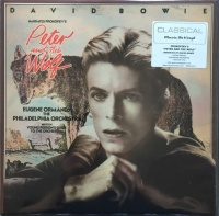 David Bowie -Peter And The Wolf - Vinyl LP MOVCL011