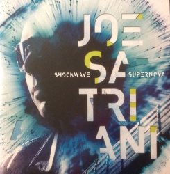 Joe Satriani - Shockwave Supernova VINYL LP LEGACY88875102901