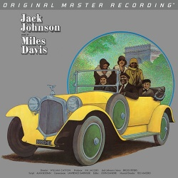 Jack Johnson Music By Miles Davis - CD UDSACD2150