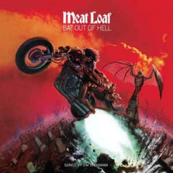 Meat Loaf - Bat Out Of Hell CD AS00006