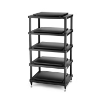 Solidsteel S5-5 Hi-Fi Equipment Rack
