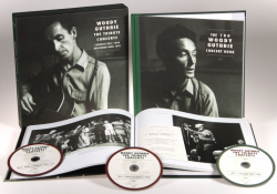 Woody Guthrie - The Tribute Concerts Carnegie Hall 1968 & Hollywood Bowl 1970 CD BOX SET BCD17329