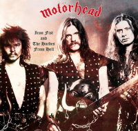 Motorhead - Iron Fist And The Hordes From Hell VINYL LP LR304