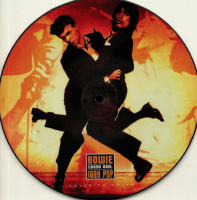 David Bowie & Iggy Pop - China Girl 7'' Picture Disc ORANGE VINYL LP COVER4