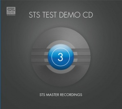 STS Digital Siltech Demo CD Volume 3 STS6111160