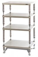 Solidsteel HP-4 Prestige Ceramic Hi-Fi Equipment Rack
