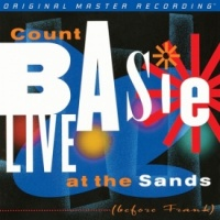 Count Basie - Live At The Sands CD MOFI