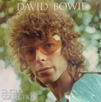 David Bowie - Singles Collection 7'' VINYL LP AR45BOX001