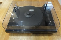 Pro-Ject 2-Xperience SB DC Turntable (Black) with 2M Black Cartridge Pre Owned (023194)