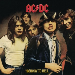 AC/DC - Highway to Hell 180g Vinyl LP (5107641)
