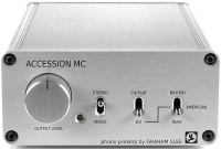 Graham Slee Accession Moving Coil Phono Stage