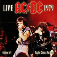 AC/DC - Live October 16th Towson Center, Maryland 1979 VINYL LP RLL002