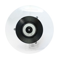 Degritter 7 Inch Record Adapter