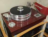 Pro-Ject Signature 12 Turntable - Mahogany (Ex Demonstration)