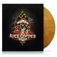 Alice Cooper - Many Faces Of Alice Cooper (Limited Edition 2X Coloured Vinyl LP) VYN039