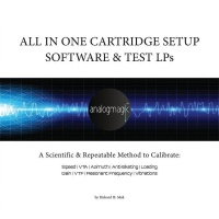 AnalogMagik All In One Cartridge Setup Software & 2 Test Lps