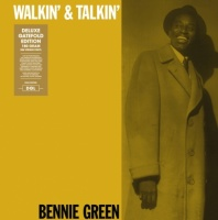 Bennie Green - Walkin' And Talkin' Deluxe Gatefold Edition Vinyl LP DOL1057HG
