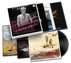 Leonard Bernstein - The Vinyl Edition Bernstein Conducts Mahler VINYL LP BOX SET 15LP ASON89241