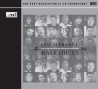 Best Audiophile Male Voices CD PR27974XRCD