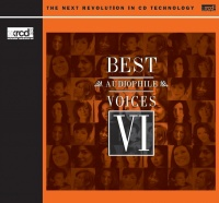 Best Audiophile Voices VI CD PR27975XRCD