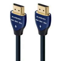 AudioQuest BlueBerry 18Gbps HDMI Cable