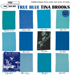 Tina Brooks - True Blue CD BLUE NOTE AWMXR-0004