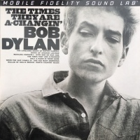 Bob Dylan - The Times They Are A-Changin' Vinyl LP MFSL 2-421