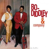 Bo Diddley - Bo Diddley & Company VINYL LP WLV82013