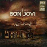 Bon Jovi - Many Faces Of Bon Jovi Limited Edition 2x Coloured Vinyl LP VYN021