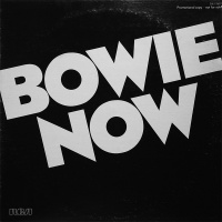 David Bowie - Bowie Now WHITE VINYL LP RECORD STORE DAY DBNOW77