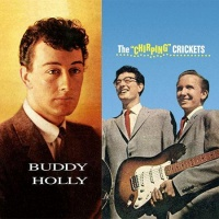 Buddy Holly and The Chirping Crickets - Self Titled CD CAPP107-109SA