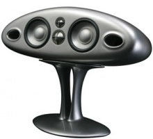 Vivid Audio Oval C1s Centre Speaker Stand Only