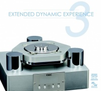 STS Digital Extended Dynamic Experience CD Volume 3 6111150