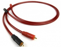 Chord Company Crimson VEE 3 RCA Interconnects