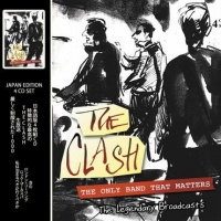 The Clash - The Only Band That Matters Japan Edition 4x CD Set CRLCD008