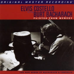 Elvis Costello With Burt Bacharach - Painted From Memory CD UDSACD2193