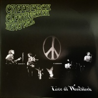 Creedence Clearwater Revival - Live At Woodstock VINYL LP CR00220